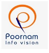 Poornam-Info-Vision logo