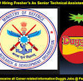 DRDO DAVP Logo