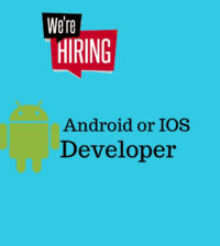 Android or IOS Developer
