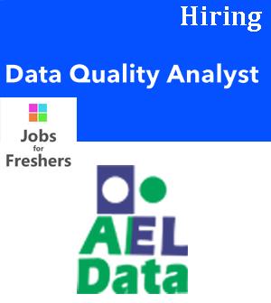 AEL Quality Data Analyst