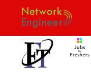 Freshers Openings in Networking | Networking Jobs | Latest