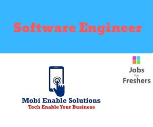 Software Engineer jobs in bangalore