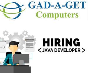 Java Freshers Job in Chennai